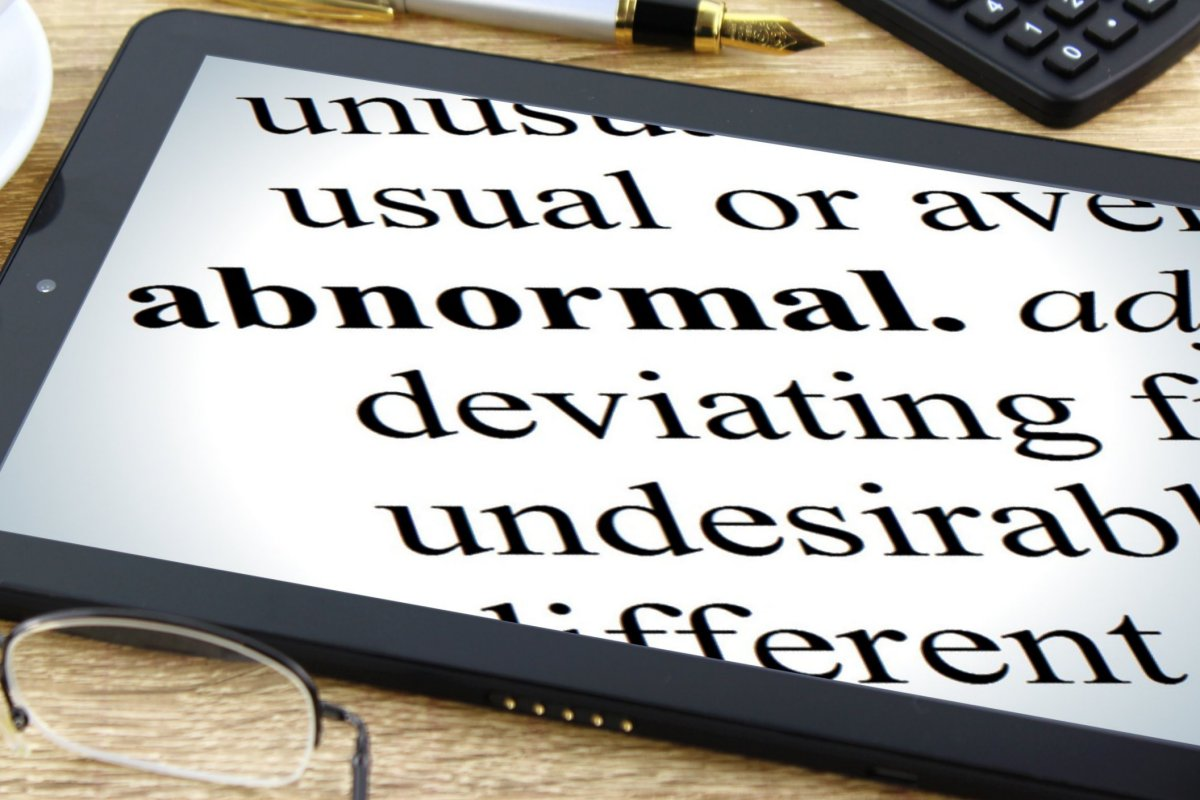 Abnormal - Tablet Dictionary image