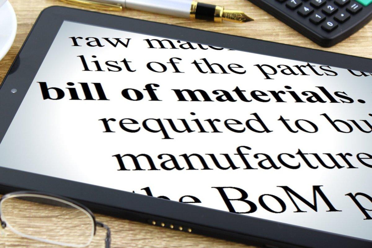 bill-of-materials