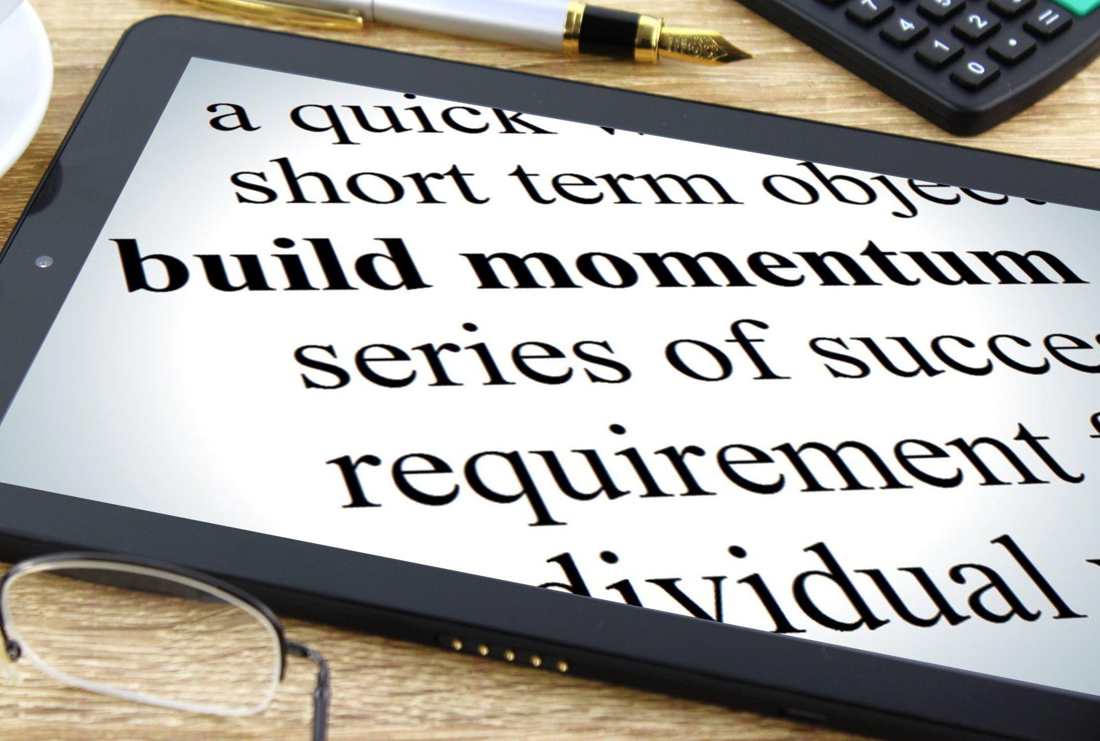 build-momentum