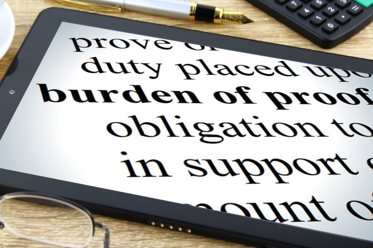 burden-of-proof