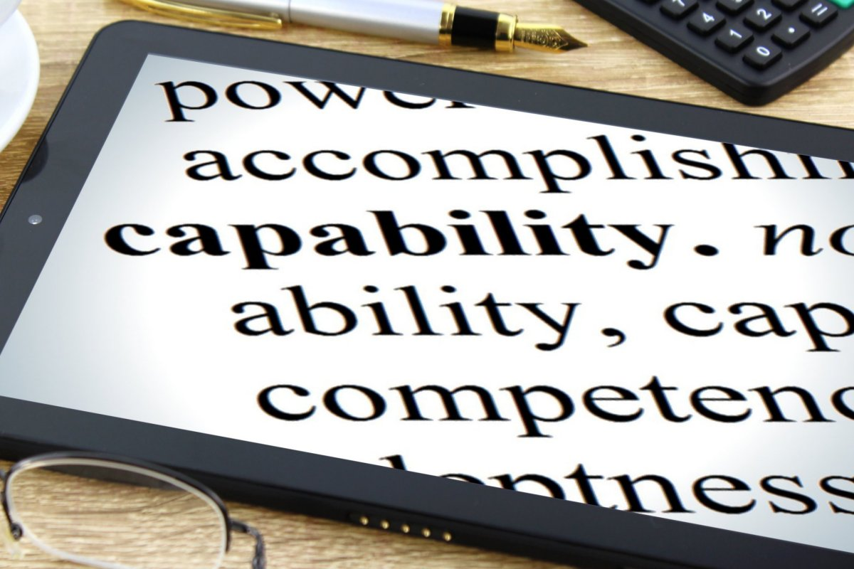 Capability