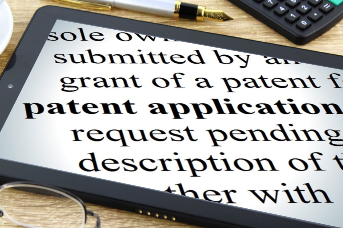 patent application