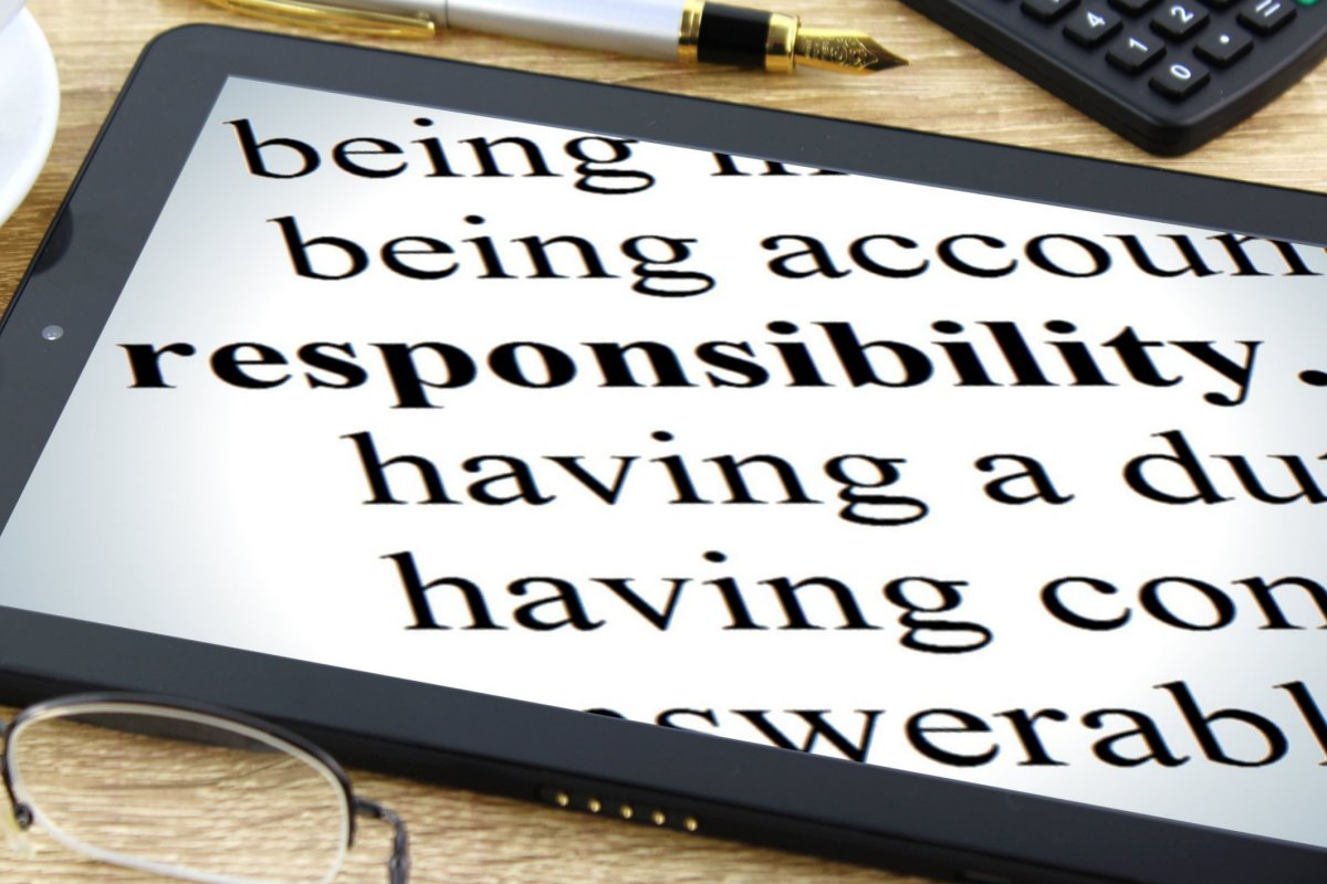Image result for your responsibility