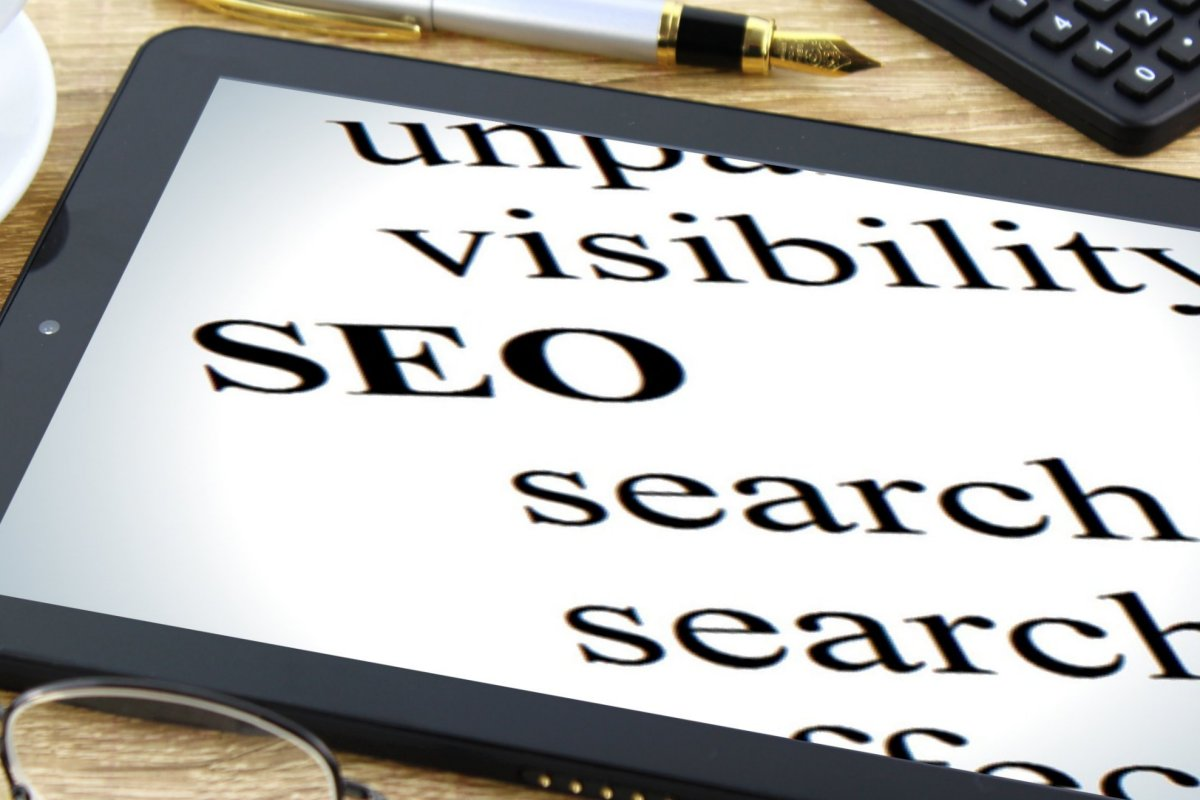 SEO - Tablet Dictionary image