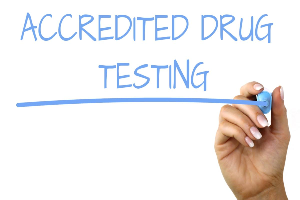 Accredited Drug Testing