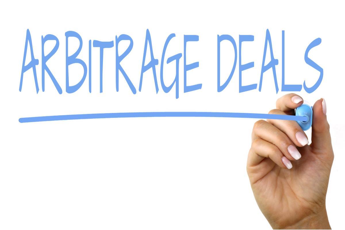 Arbitrage Deals