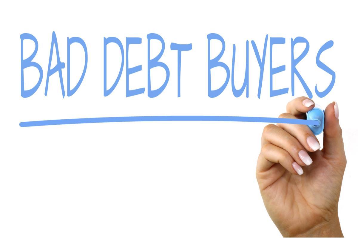 Bad Debt Buyers