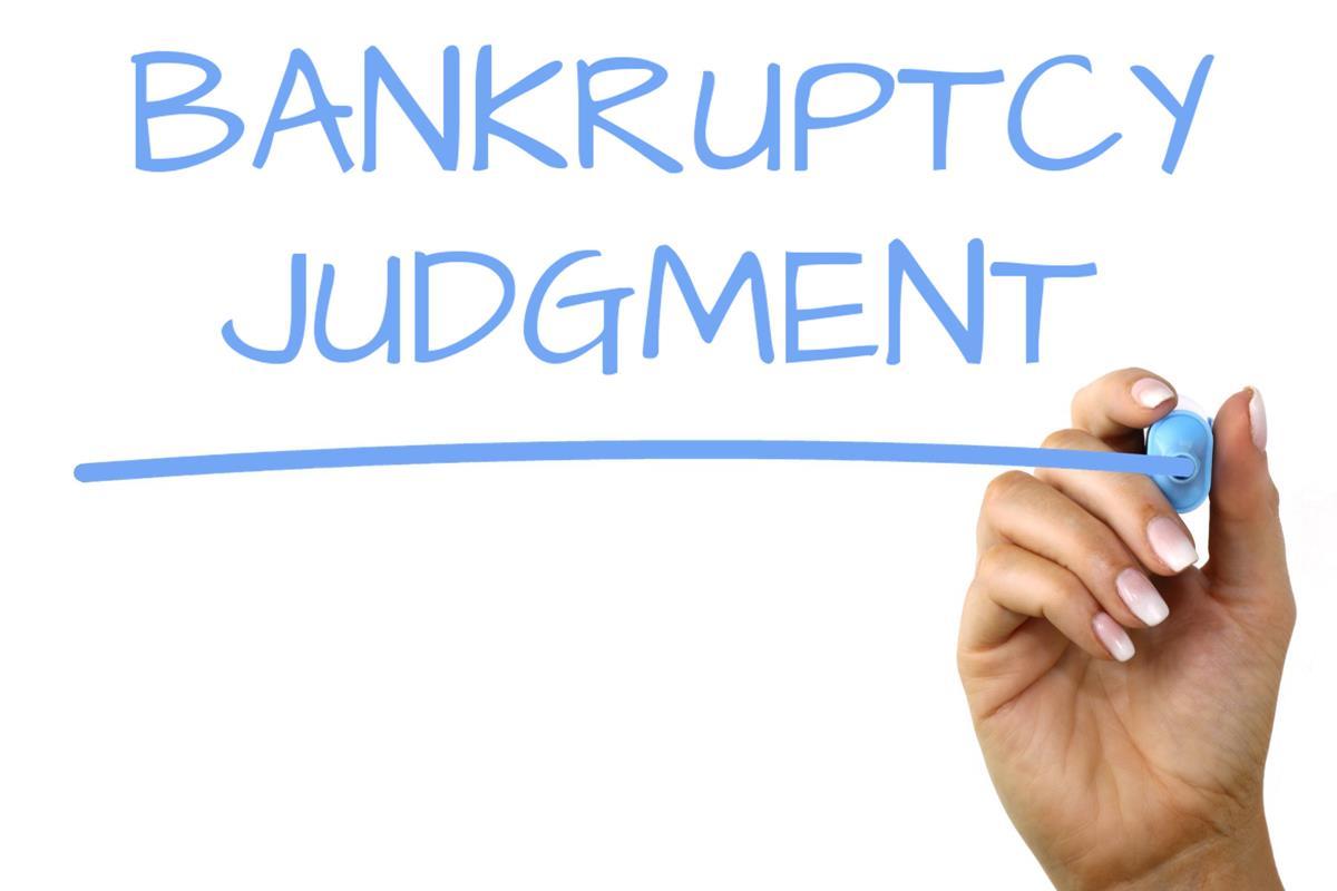 Bankruptcy Judgment