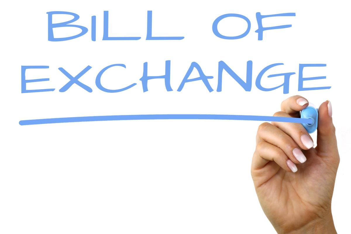 Bill of exchange handwriting image bill of exchange thecheapjerseys Image collections
