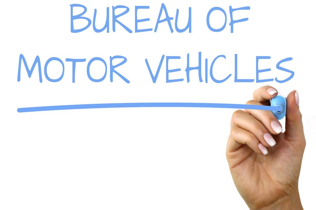 Bureau Of Motor Vehicles