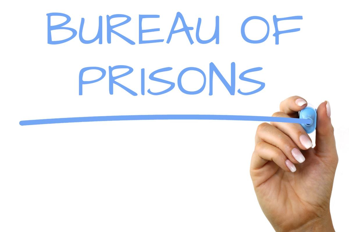 Bureau Of Prisons