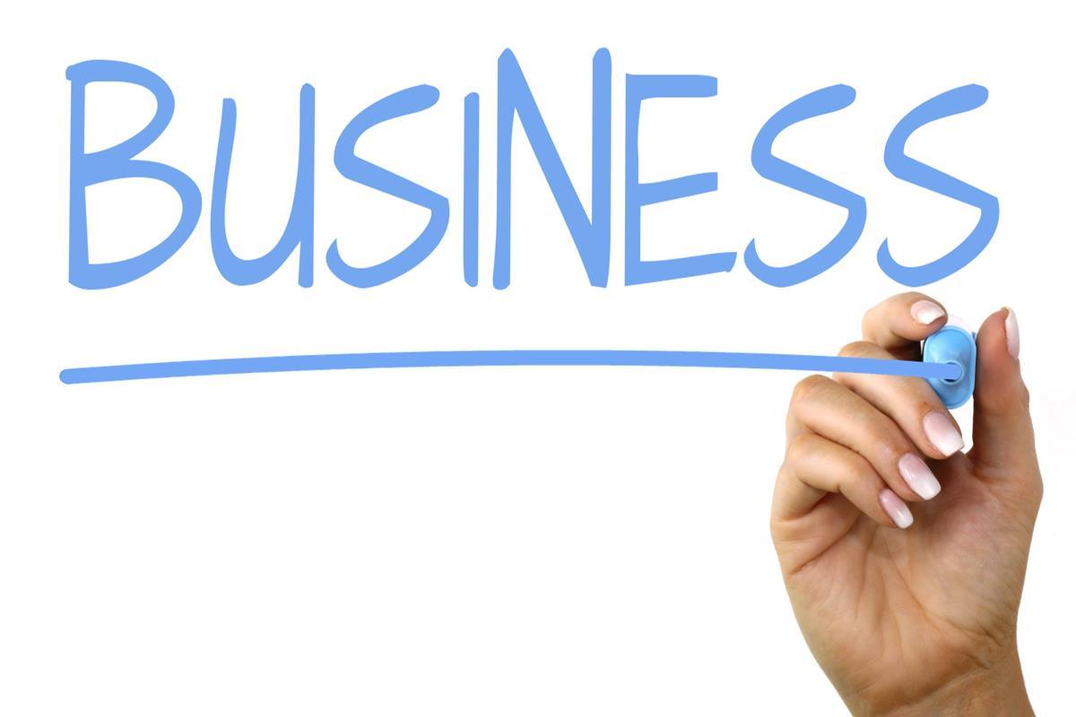 Business - Free Creative Commons Handwriting image