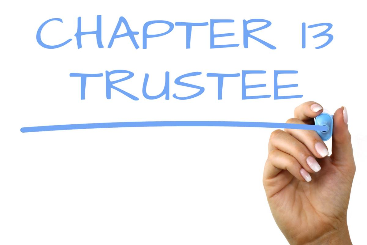 Chapter 13 Trustee