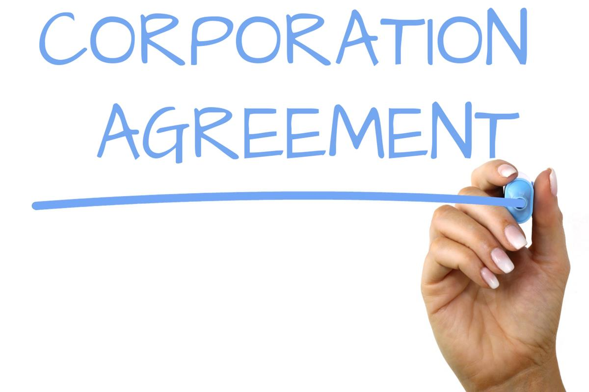 Corporation Agreement