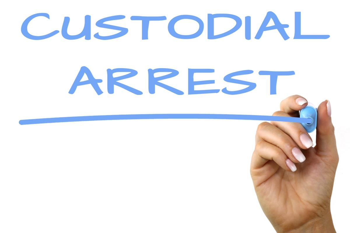 Custodial Arrest