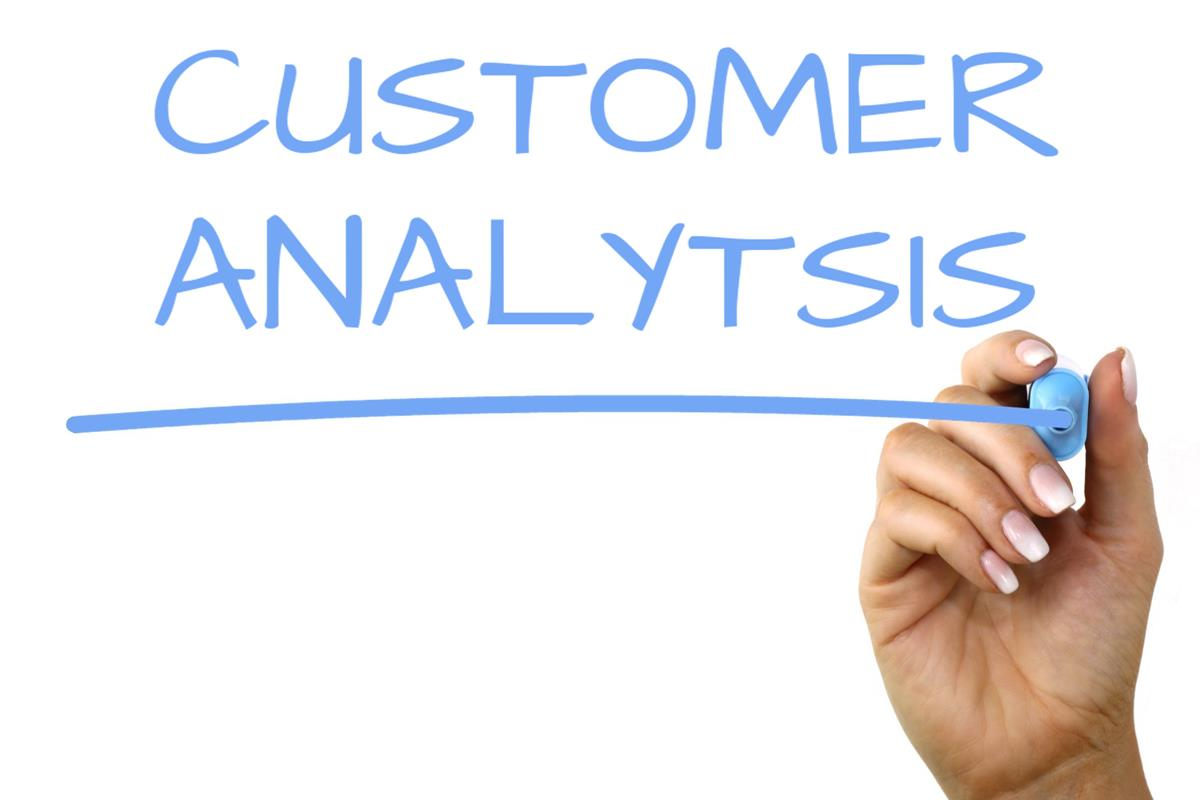 Customer Analytsis