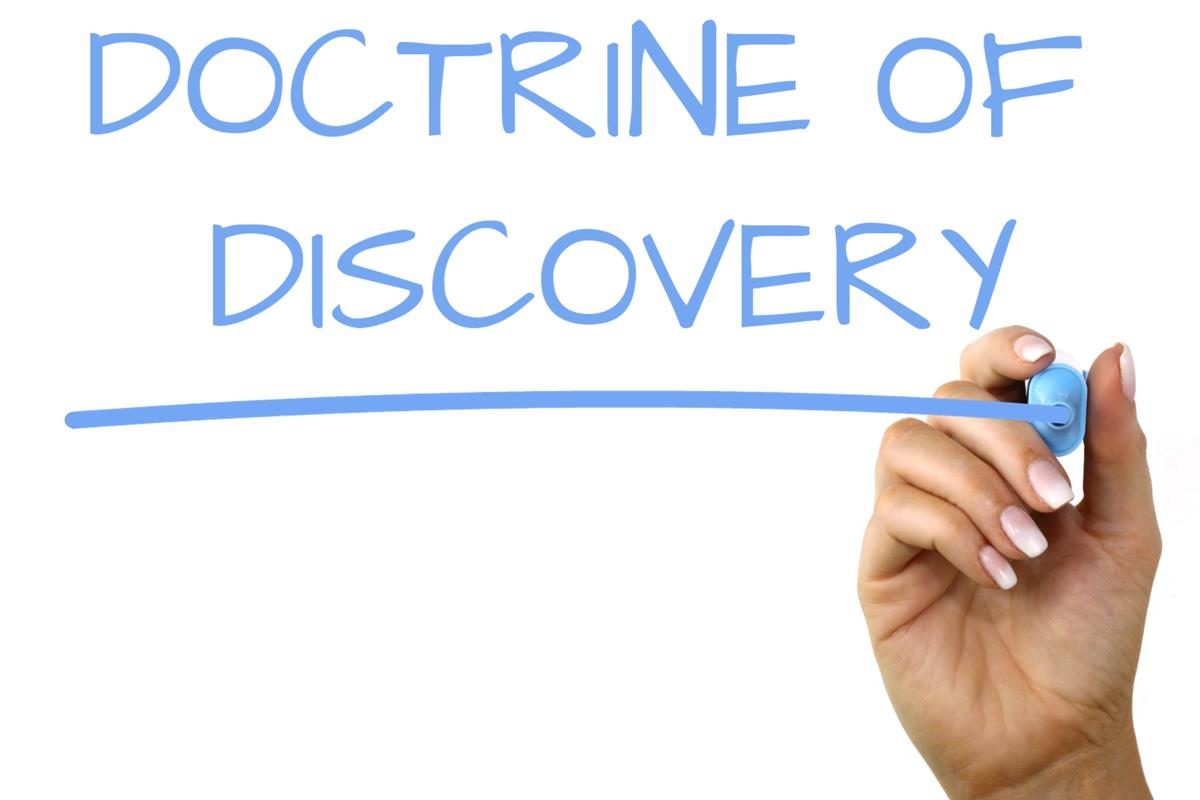 Doctrine Of Discovery