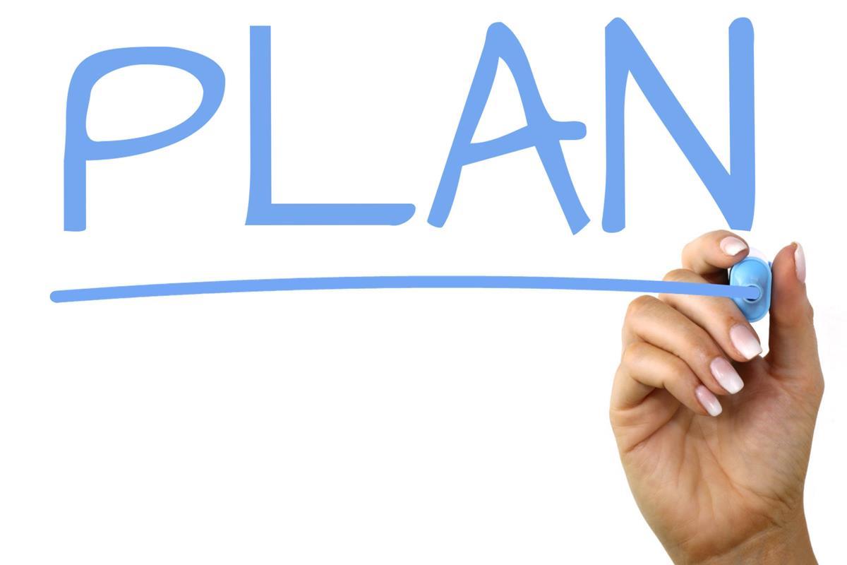 Du trenger å lage en plan dersom du skal gjøre jobben din i hjemmet.
