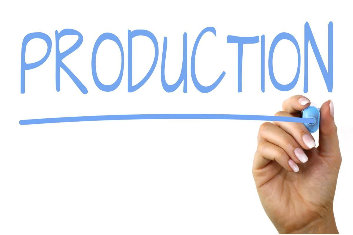 Meaning of Production: Processes in Production, Examples, Questions