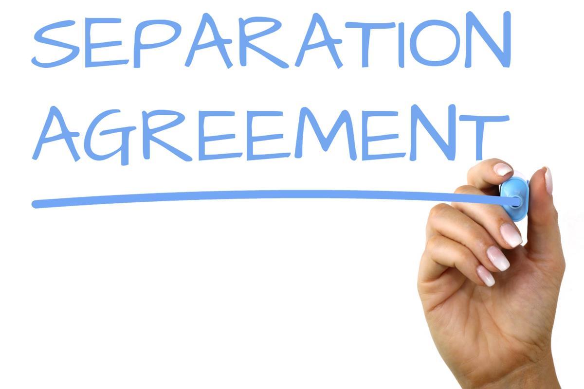 Separation Agreement