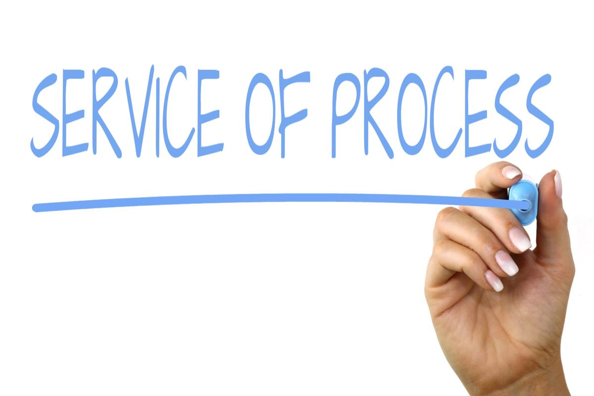 Service Of Process