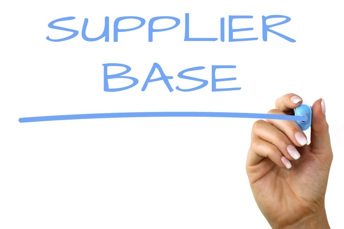 Supplier Base