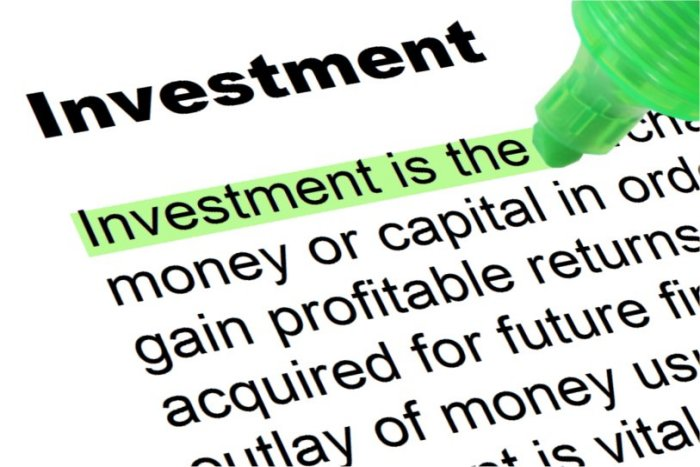 Investment Highlighted Words And Phrases