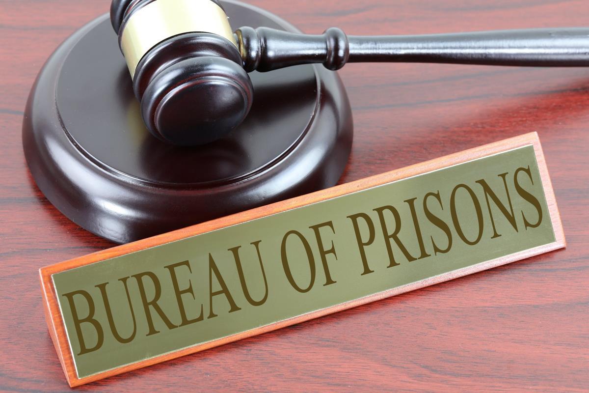Bureau Of Prisons