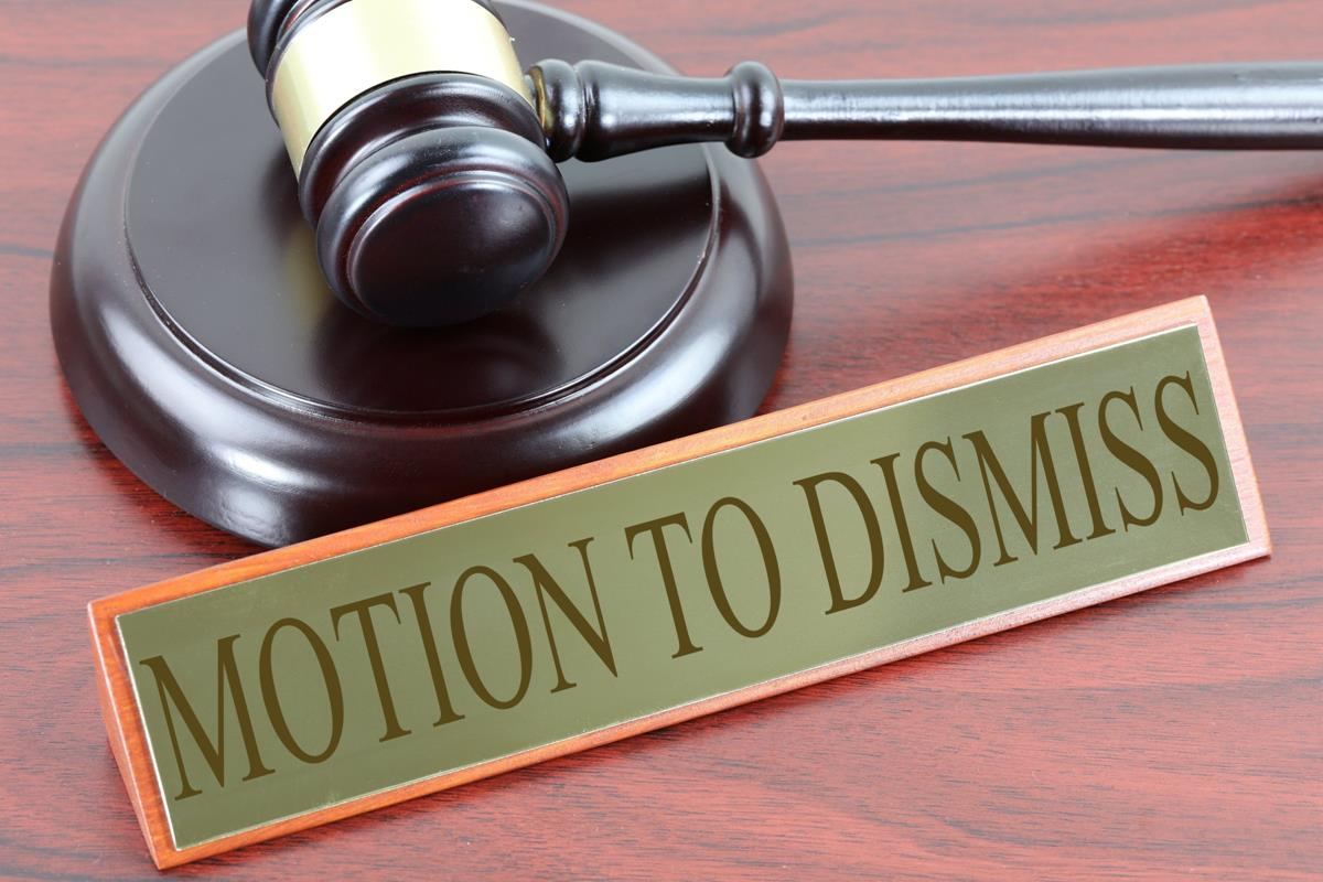 Motion To Dismiss