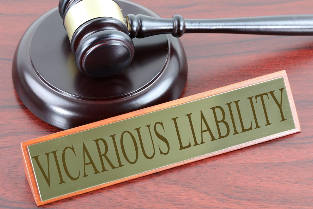 Vicarious Liability - Legal image