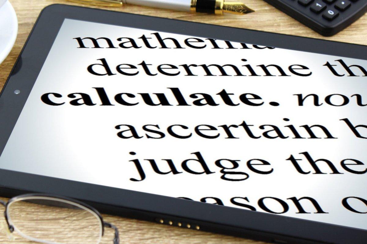 calculate