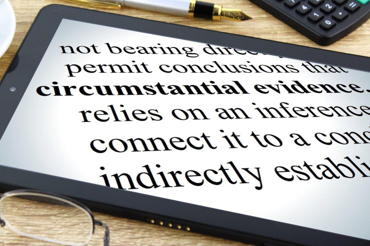 circumstantial-evidence