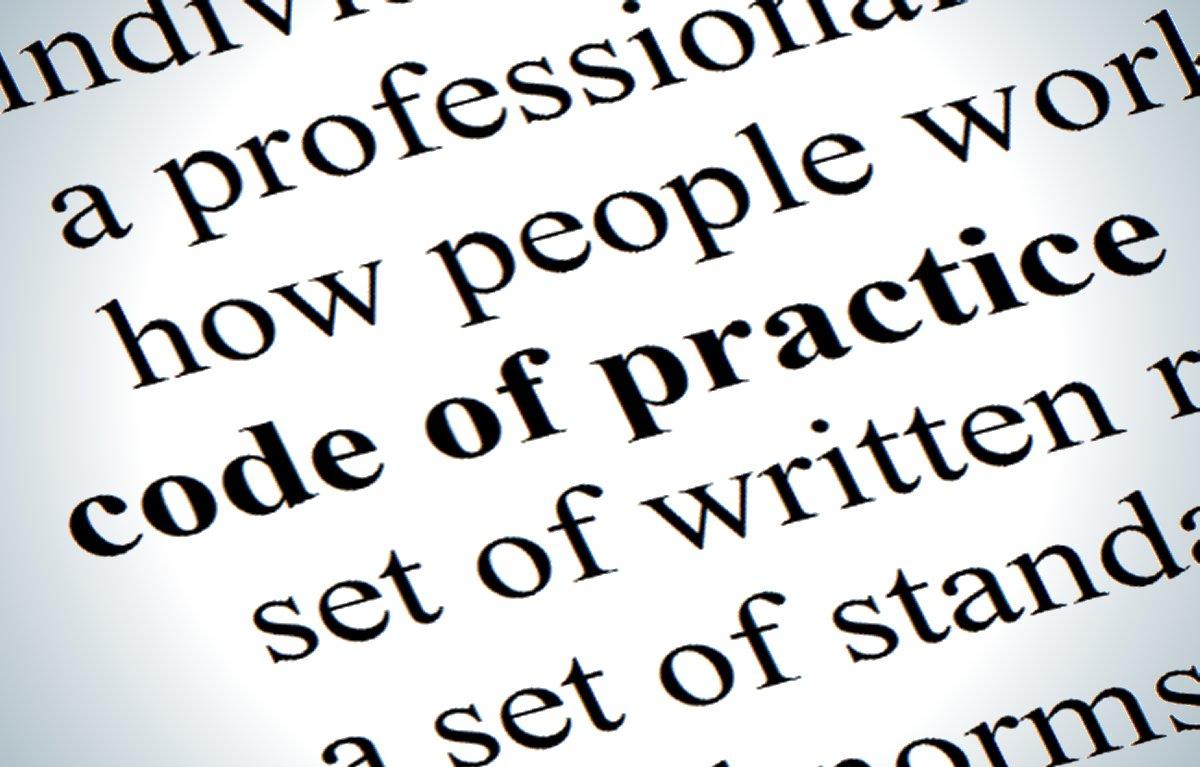 code of practice