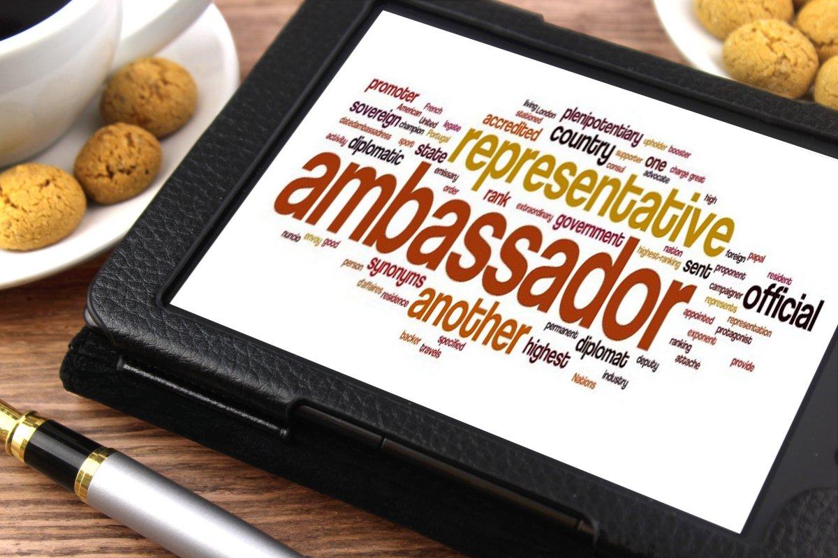 Ambassador - Tablet image