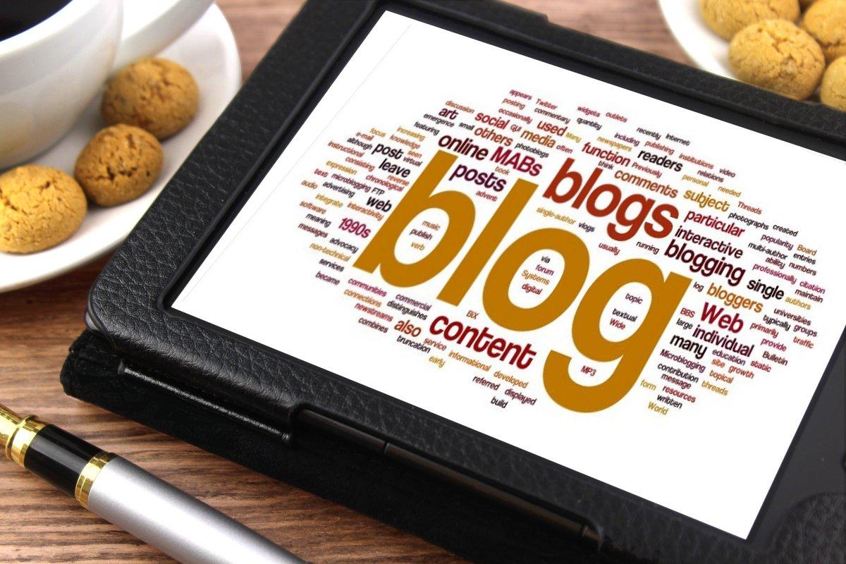 Blog Tablet image