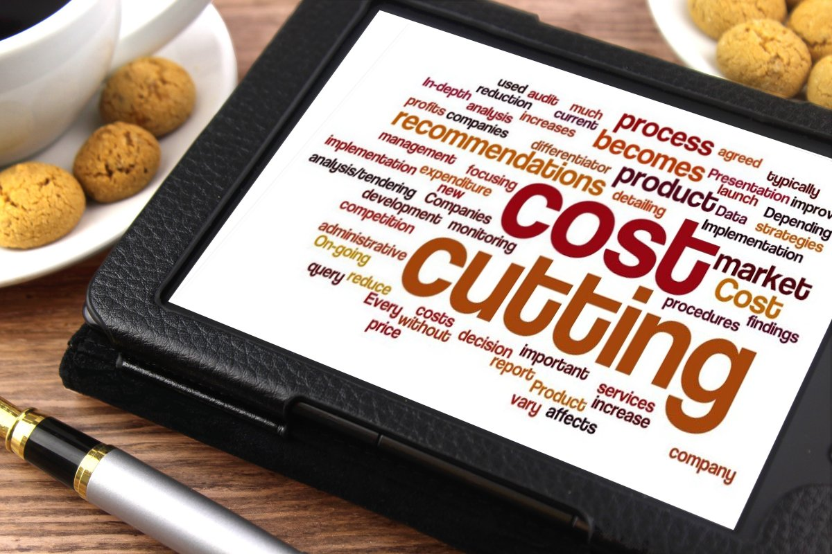 cost cutting Restructuring charges are commonly 125% of the savings actually realized, which makes cost cutting a losing proposition.