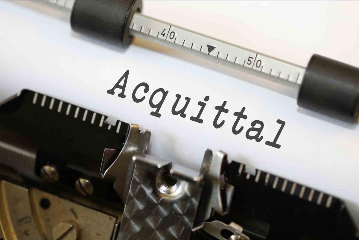 Acquittal