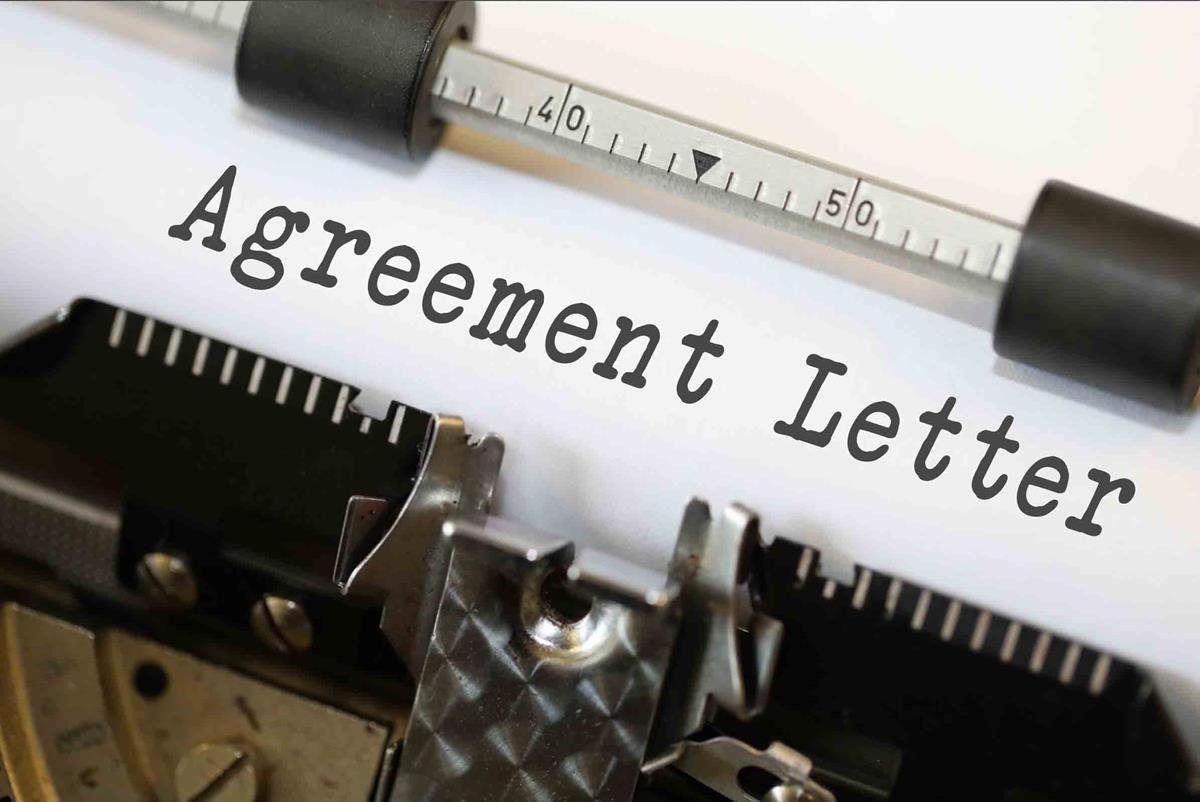 Agreement Letter