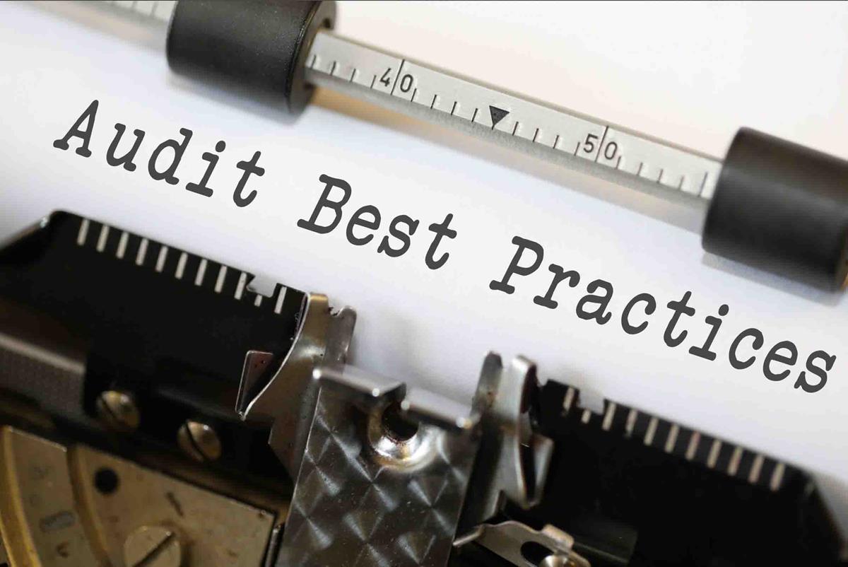 Audit Best Practices