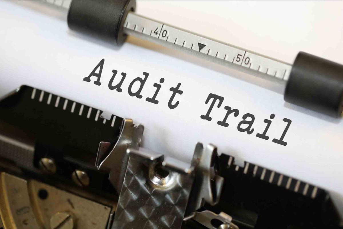 Audit Trail