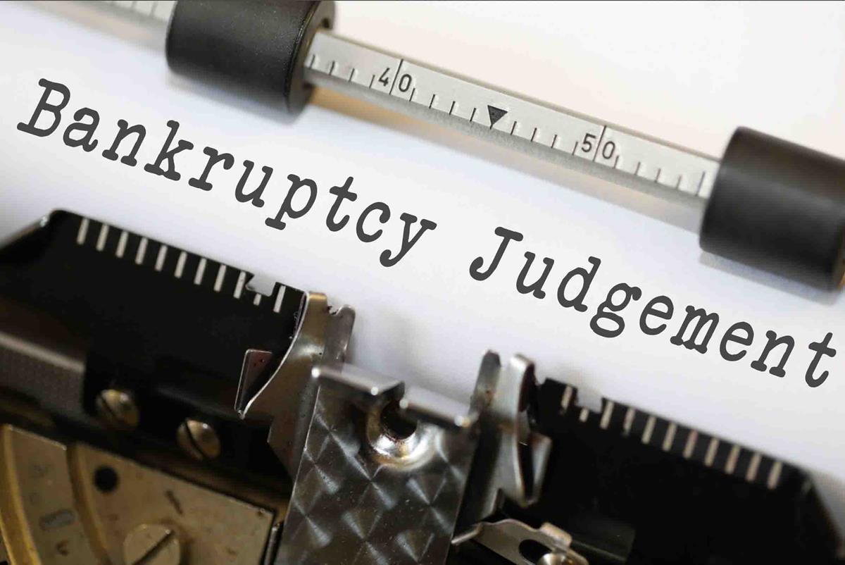 Bankruptcy Judgement