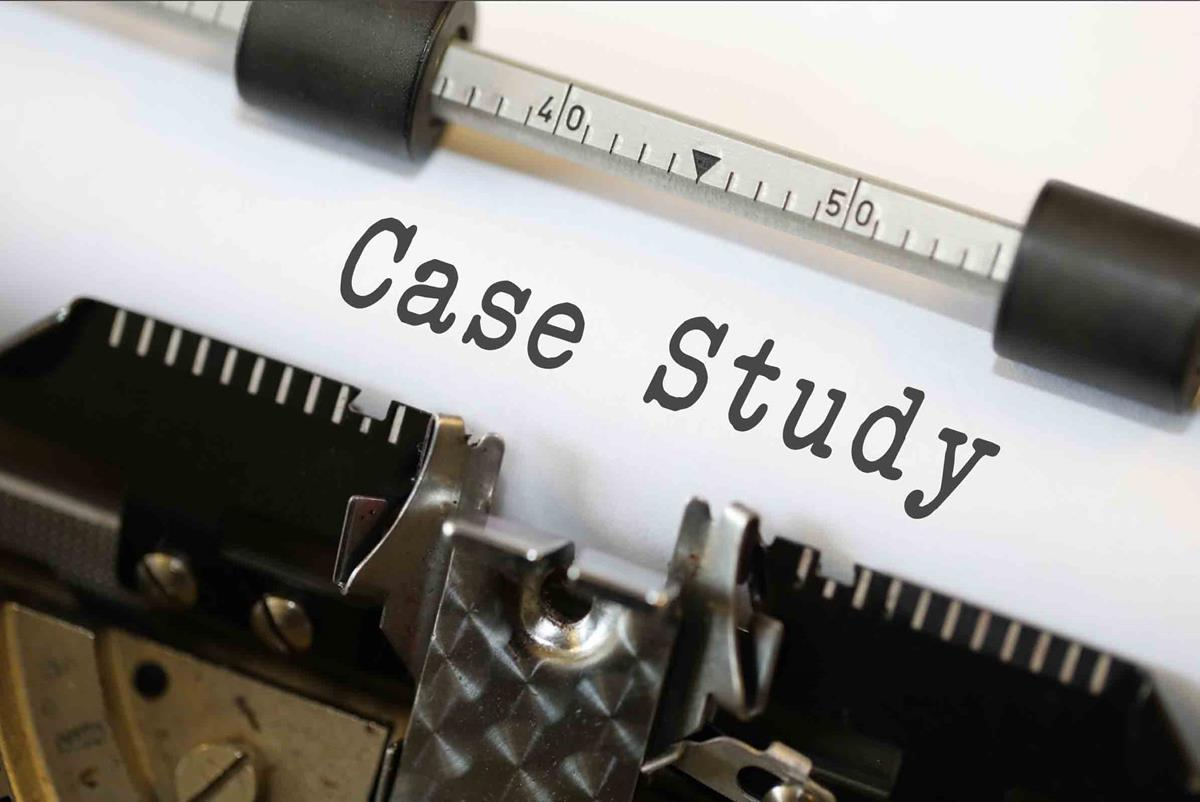 case study professional writing