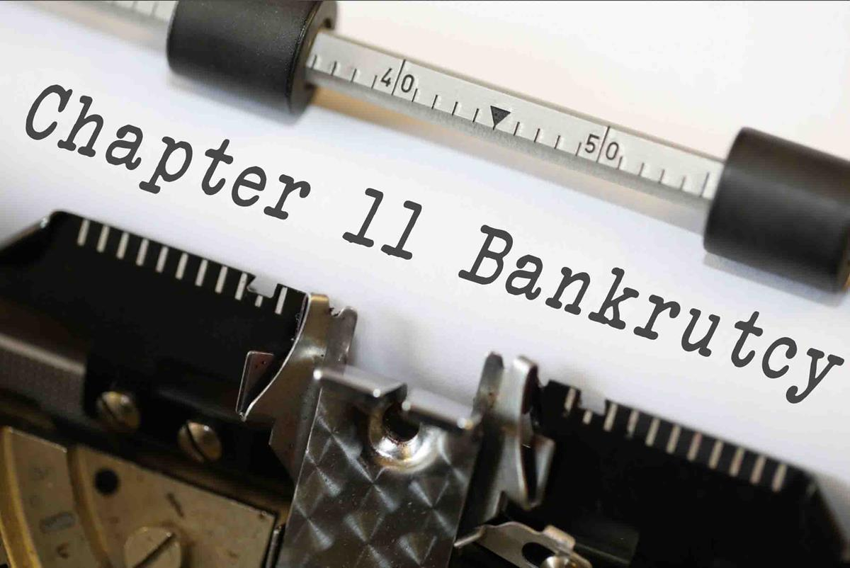 Chapter 11 Bankrutcy