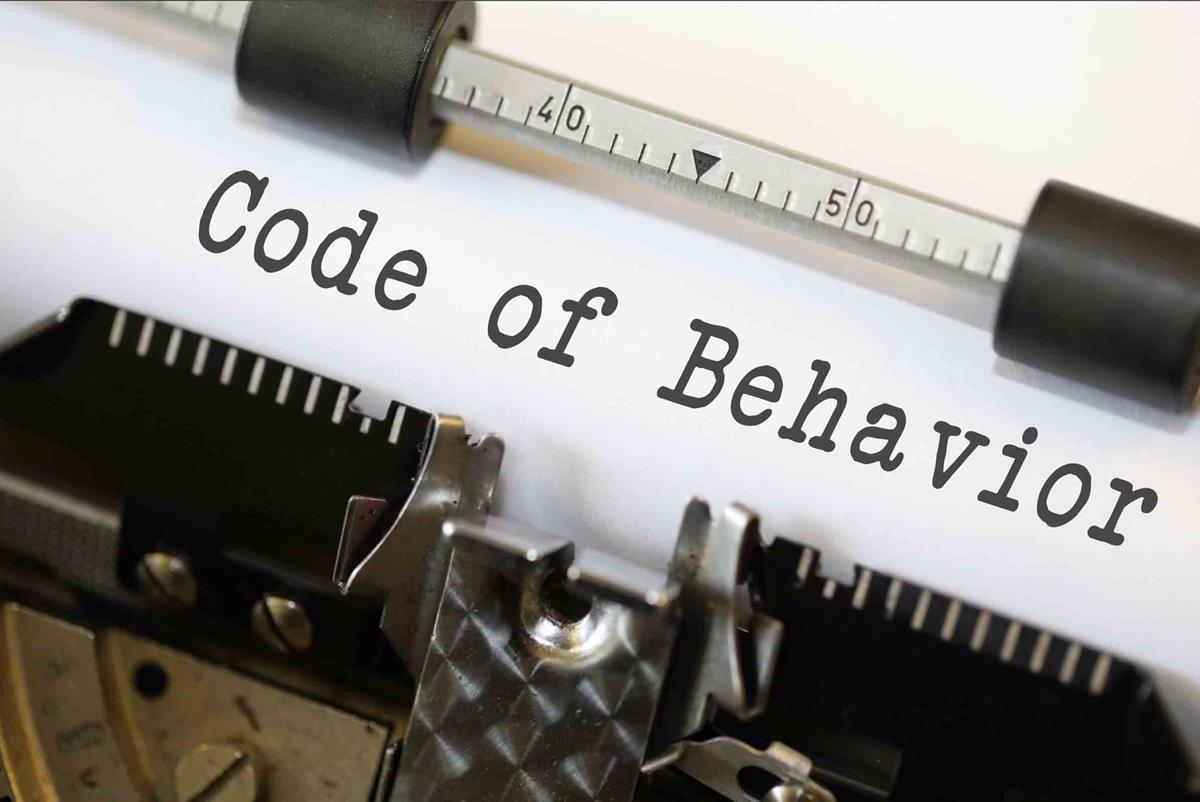 Code of Behavior