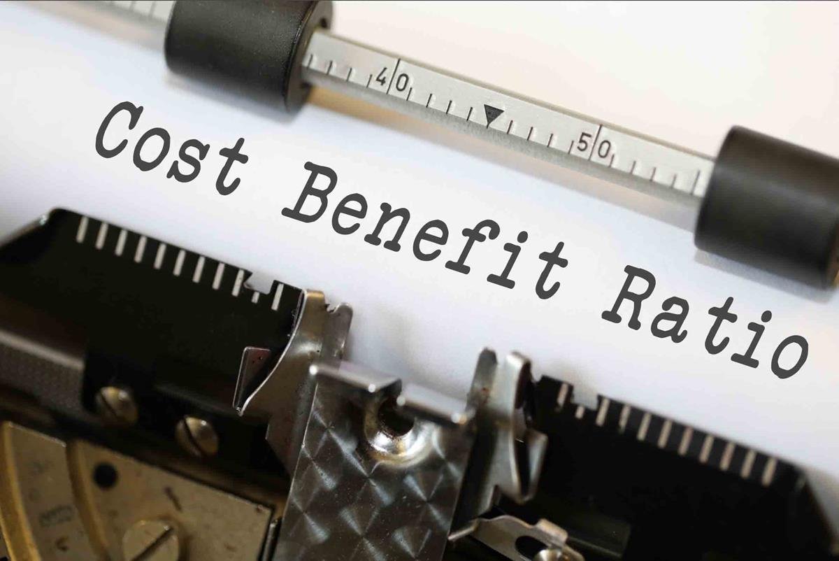 Cost Benefit Ratio