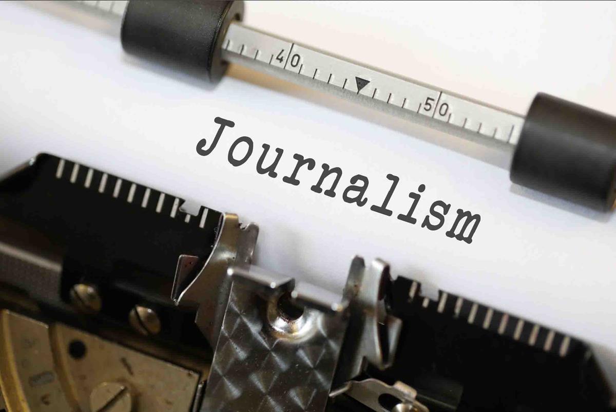 Journalism - Typewriter image