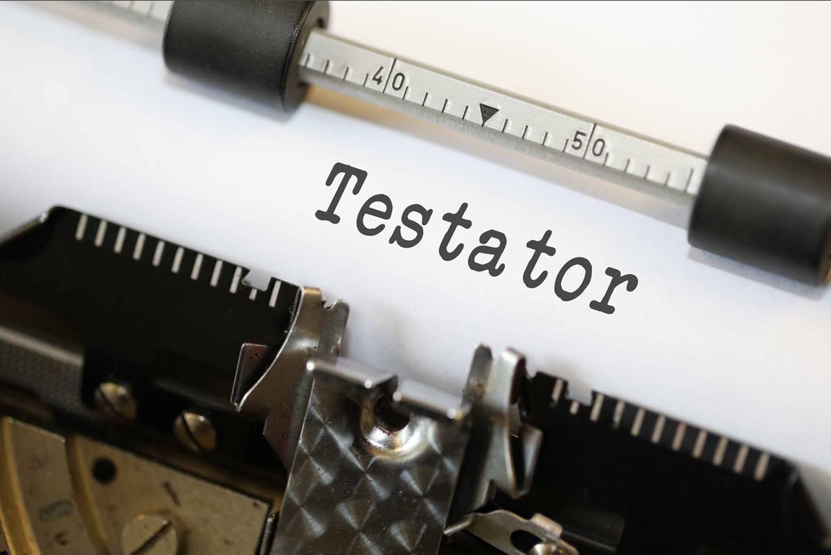 Testator