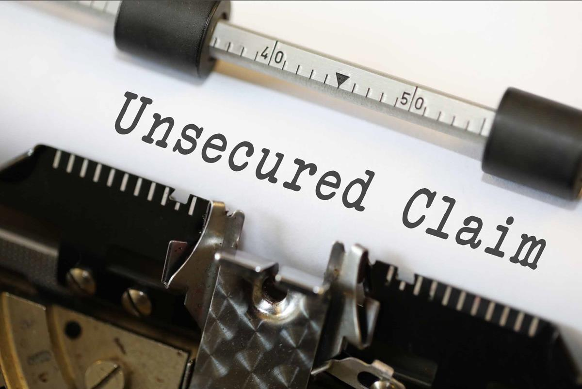 Unsecured Claim