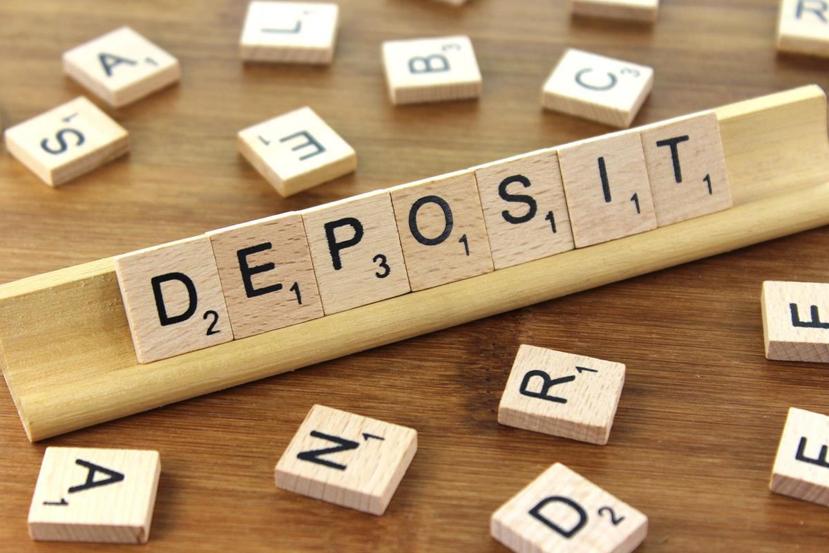 Image result for deposit
