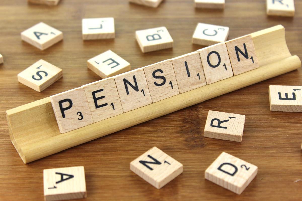 Pensionsförvaltare